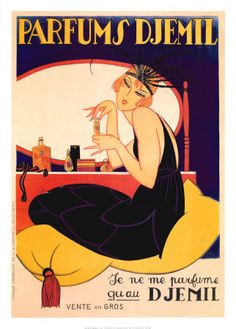 Parfums Djemil Posters sur AllPosters.fr