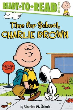 It's a brand-new school year for Charlie Brown and the rest of the Peanuts gang in this Level 2 Ready-to-Read! It's almost time for the first day of school, but Charlie Brown can't stop worrying. Can he find the confidence to quit fretting and have a great year? After all, school is tons of fun...right? Good grief, Charlie Brown! © 2015 Peanuts Worldwide LLC