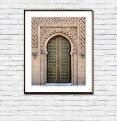 Moroccan Wall Art/Blush Door Print/Morocco Architecture/Pink Moroccan Arch/Pink Door Print/Marrakesh Wall Art/Boho Modern Prints/Arabic Door Moroccan Wall Art, Frame Download, International Paper Sizes, Marrakesh, Modern Boho, Modern Prints, All Design, Morocco, Different Colors
