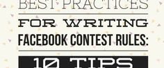 Best Practices for Writing Facebook Contest Rules: 10 Tips - SociallyStackedSociallyStacked
