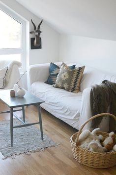 Simple living room | Silges Blogg