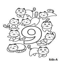 25 Best Anzahl Studien Images Numbers Preschool Learn Turkish