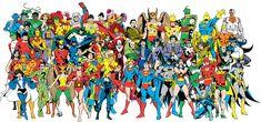 fan BOX DC Comics