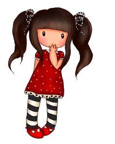 Muñeca Gorgus - Amigosdeaquiydeallacompartiendo - Gabitos Cute Images, Cute Pictures, Scrapbook Bebe, Digi Stamps, Hobbies And Crafts, Rock Art, Cute Drawings, Cute Art, Paper Dolls