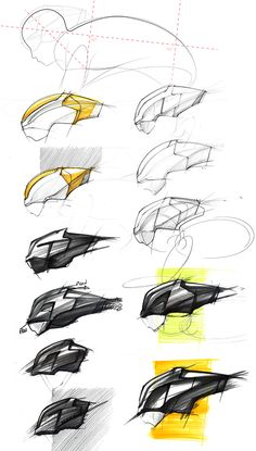 Scott Aeromax / Development process on Industrial Design Served