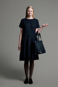 Faithful Dress and Tori Bag | Samuji FW14 Classic Collection