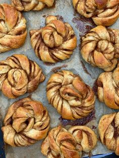 Great Recipes, Almond, Food And Drink, Nutrition, Sweets, Snacks, Muffins, Slik, Danish