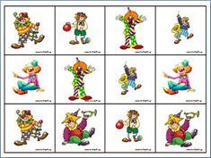 Παιχνίδι μνήμης (memory game) με θέμα τις Απόκριες και την Καθαρή Δευτέρα για το Νηπιαγωγείο.Τα παιδιά διασκεδάζουν και αναπτύσσουν την παρατηρητικότητα και τη μνήμη τους!