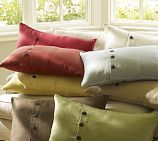 More pillows for the couch