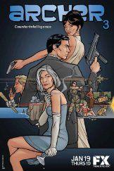 Archer (TV series 2009-) - IMDb