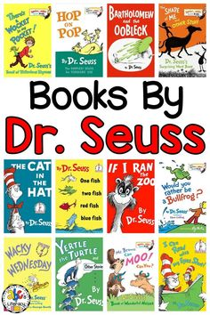 Dr. Seuss is one of