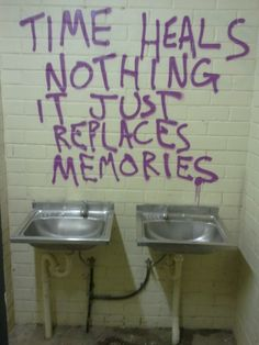 Like the idea of graffiti, possibly for participants to write their responses?