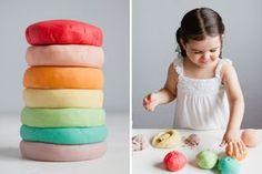 Dicas pra Mamãe: Massinha de modelar feita com gelatina