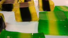 Guest post over on SB Nation today! Steelers and Packers Jelly Jello Shots and Texas Rose Punch for the Super Bowl