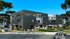 Perspective jour Estela... #Montpellier #immobilier #investissement