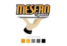Logotipo - Mesero Express