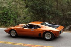 Photographs of the 1969 AMC AMX III. Vintage Sports Cars, Vintage Cars, Us Cars, Sport Cars, Automobile, Modern Muscle Cars, Lamborghini Miura, Pebble Beach Concours, Concours D Elegance