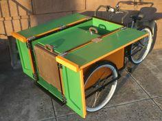 Haley Tricycles|Display Trike