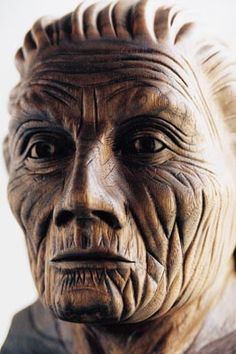 How to Age a Human Face - The Woodworkers Institute