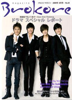 >-<3-<3-<3-<3->Lee Min Ho, Kim Bum BOYS OVER FLOWERS F4