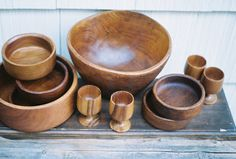 oiled bowls