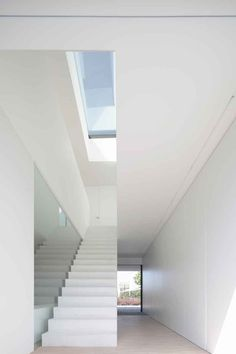 Home Remodel White Cabinets .Home Remodel White Cabinets Minimalist Architecture, Minimalist Interior, Minimalist Home, Minimalist Design, Interior Architecture, Entryway Stairs, House Stairs, Dream Home Design, Home Interior Design