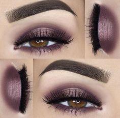 Discover these brown eye makeup Image# 2202 Entdecken Sie dieses braune Augen Make-up Bild # 2202 Eye Makeup Images, Eye Makeup Tips, Makeup Goals, Eyeshadow Makeup, Beauty Makeup, Eyeliner, Plum Eyeshadow, Eyeshadows, Brows