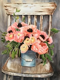 5 Fabulous Ideas Can Change Your Life: Simple Rustic Bouquet rustic house christmas. Rustic Bouquet, Rustic Flowers, Rustic Colors, Rustic Theme, Interior Paint Colors, Interior Painting, Home Decor Signs, Painted Doors, Painting Frames