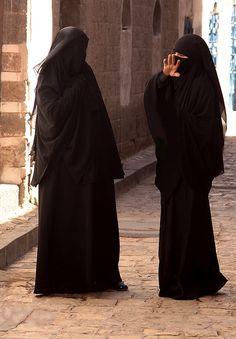 Sisters in Islam.   Yemen