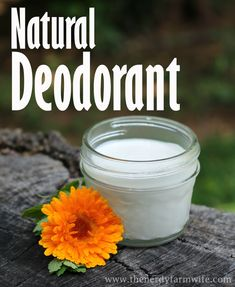 Making my own deodorant was one of those things I thought about doing for a long time but never got around to. Once I finally made my first batch and tested it out though, I was smitten by just how simple and straightforward it is to make!  You can find my natural deodorant recipe and tips for ...