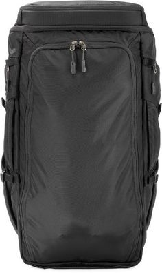 bf5acc525adc Back with straps tucked (Black) REI Co-op Ruckpack 40