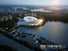 Sport & Culture building on Behance