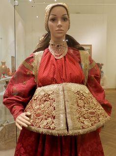 Нижегородский народный костюм-РМ