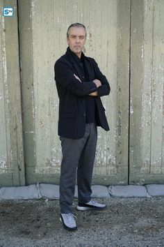 John Hannah as Dr Holden Radcliffe - Agents of Shield