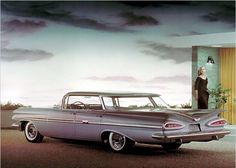 1959 Chevy Impala Sport Sedan