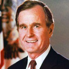 41. George H. W. Bush
