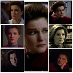 My captain 💕💕💕💕💕Kathryn Janeway 💕💕💕💕💕 Great Love Stories, Love Story, Captain Janeway, Kate Mulgrew, Star Trek Voyager, Her Smile, Female Characters, Actresses, Actors