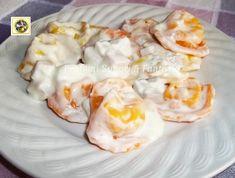 Ravioli alla panna e prosciutto con gorgonzola  Blog Profumi Sapori & Fantasia