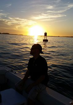 Charter Fishing in Pensacola Beach, FL Pensacola Beach, Fishing Charters, Fishing Guide, Fishing Boats, Waves, Sunset, Life, Outdoor, Outdoors
