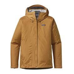 Patagonia Torrentshell jacket Color: Oaks Brown  Size: M