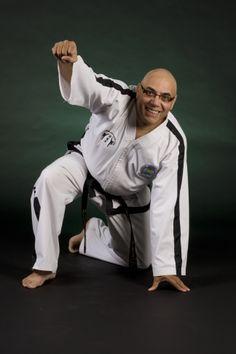 Instructor at Taekwon-do-Wales