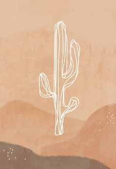 Graphic Design Discover Modern landscape terracotta bohemian arizona cactus print Buy 2 prints and get 2 more for FREE! Photo Wall Art, Photo Wall Collage, Poster Mural, Print Poster, Arizona Cactus, Plant Painting, Cactus Print, Cactus Cactus, Modern Landscaping