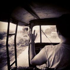 Driving rickshaws across India #tbt #rickshawrun #2009 #India #rickshaw #rickshawwalla #tuktuk #Asia #traffic - @ruben_i- #webstagram