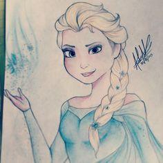 Elsa from Frozen #part3