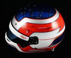 Racing Helmets Garage: Bell Auto