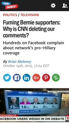 CorruptNewsNetwork deleting posts - Imgur. (Republican lite...ridiculous...Facebook, hmmm.)