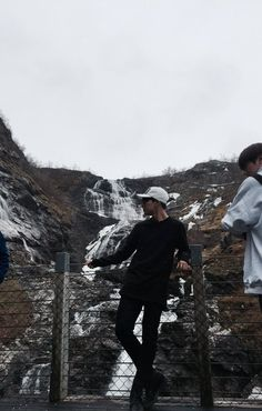 Jimin ❤ 작가님 -노르웨이 여행 끝 지민의시선 / Writer -End of the trip to Norway JiminsSight. Jimins in pictures (view) of Norway #BTS #방탄소년단