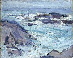 Sea Piece, Barra Samuel Peploe