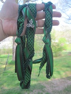 Handfasting Cords | Gaias Handfasting ~ Cords Currently in Stock ~ www.vowsandkisses.com ~ Wedding officiants creating customized, memorable ceremonies for all couples.
