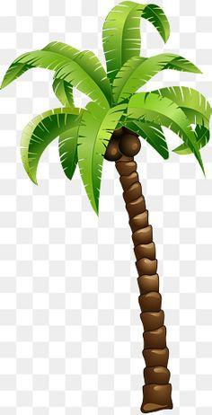 Moana Themed Party, Moana Birthday Party, Palm Tree Clip Art, Festa Moana Baby, Trees Top View, Sonic Party, Happy Birthday Printable, Sonic Birthday, Coconut Palm Tree